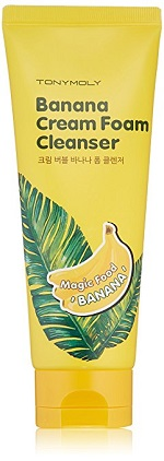 Banana Cream Foam Cleanser